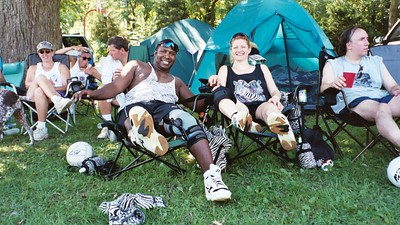 2003 Volleyball Campout