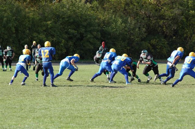 2005 October 28  Football Caledonia VS Port Dover