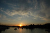 Annapolis Sunset : Spa Creek April 18, 2009