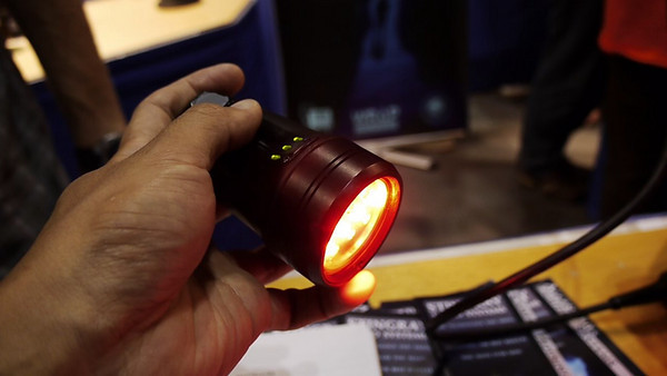 DEMA 2009 Light & Motion
