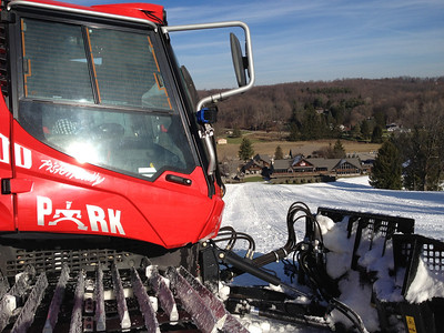 Opening Day 12-14-12: Prepping Slopes