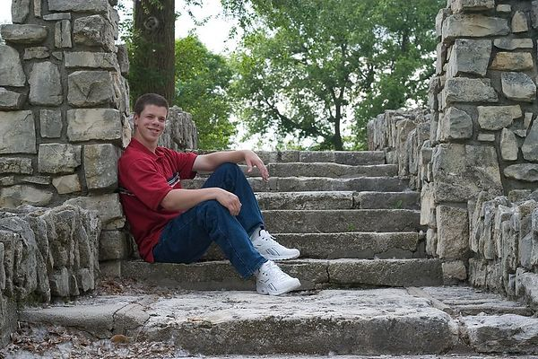 Adam's Senior Pictures