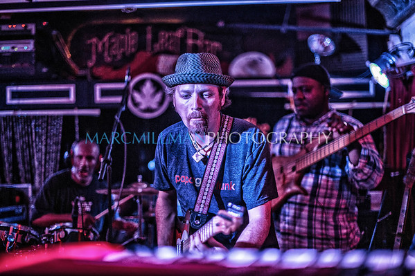 Papa Grows Funk @ Maple Leaf (Mon 4/29/13)