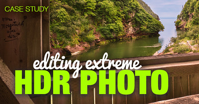 HDR Photography Tutorials - Editing Extreme HDR Photo