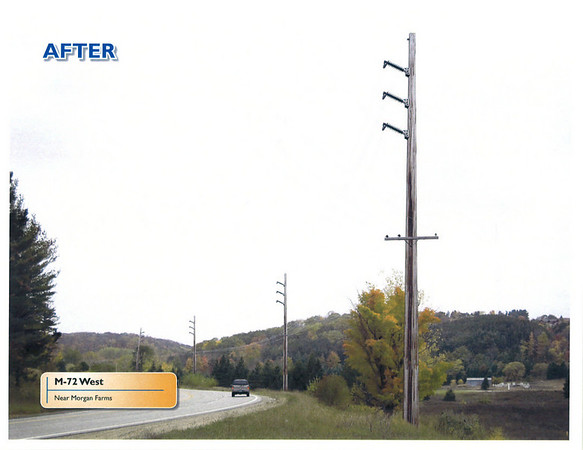 Power Lines: Before & After