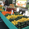 Avocados, lemons and oranges! Farmer's Market hosted Fridays and 2nd Sundays by Charles R. Drew University of Medicine and Science at the Crenshaw Christian Center