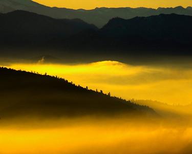Sierras & Yosemite
