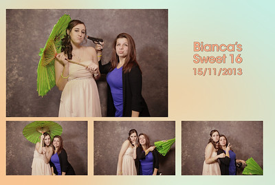 Bianca's Sweet 16th (11/15/2013)