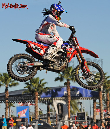 Daytona Supercross and Bike Week