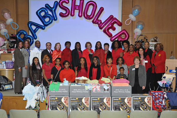 City-Wide Baby Shower 2014