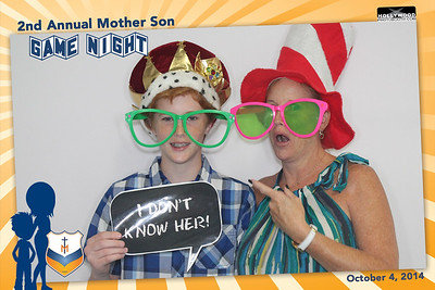 Chaminade 2nd Annual Mother Son Night