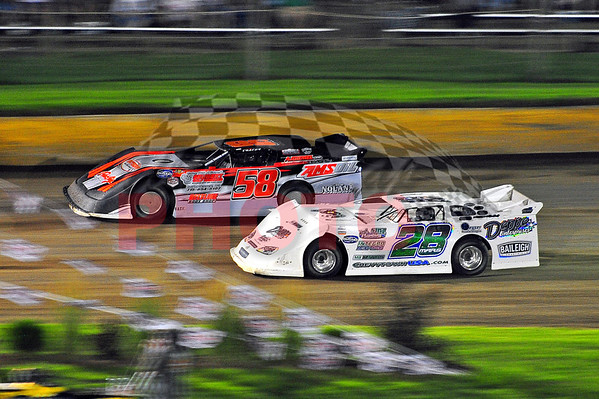 Cedar Lake Speedway, August 5th, 2011