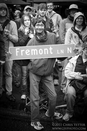 Fremont Summer Solstice Parade 2011