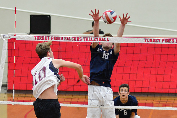 TP Boys Volleyball 2015