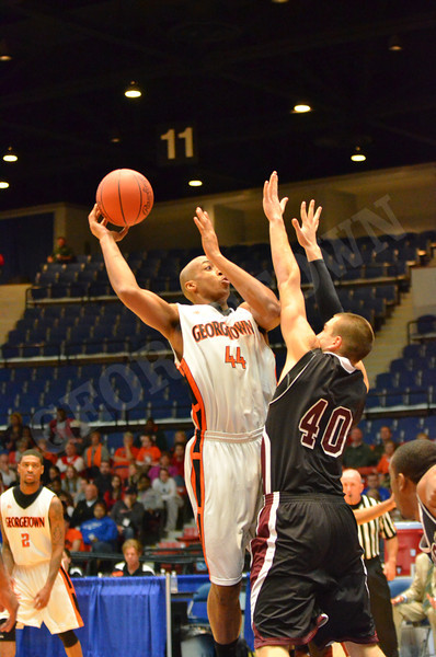 MSC Tourn. MBB vs Campbellsville 3-3-12