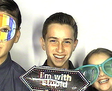 Duncan's Bar Mitzvah -Classic Photo Booth-11/15/2014