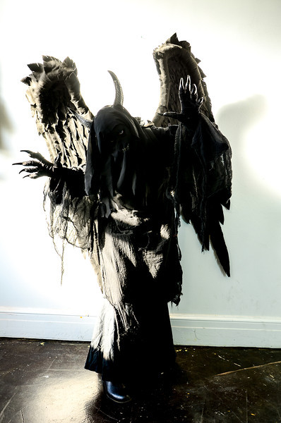 Daemon in the Sun Cosplay Horror