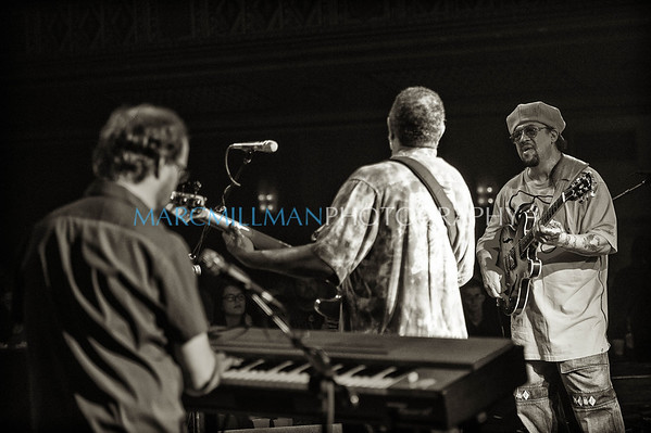 Meter Men @ The Grand Ballroom, Manhattan Center (Fri 3/22/13)