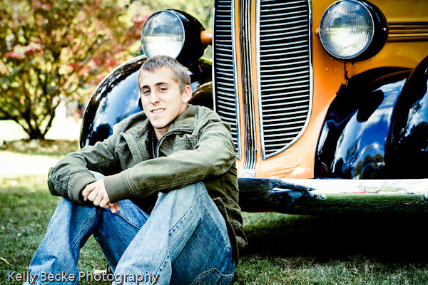 Northwestern H.S. Senior-Michael