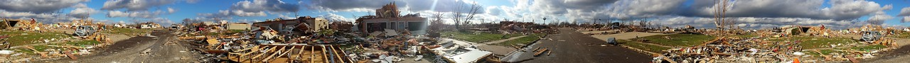 Central Illinois Tornado Photos
