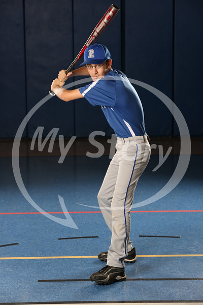 St Paul Baseball 2014