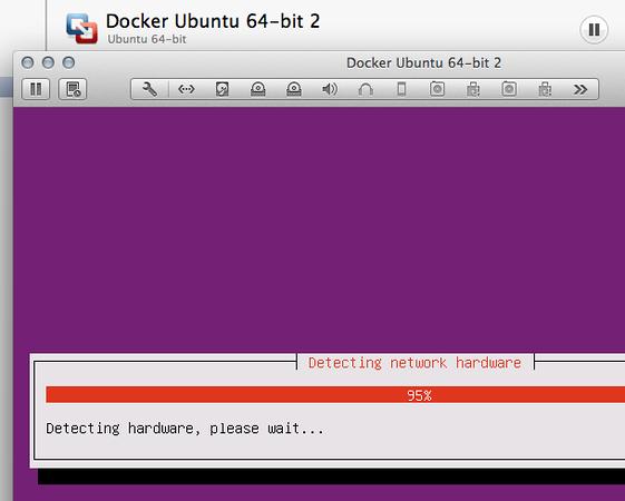 Docker & Virtual Machines