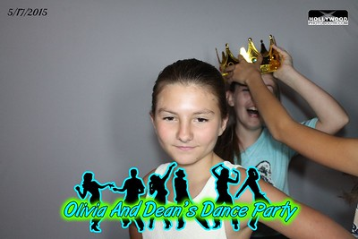 Olivia and Dean's Dance Party