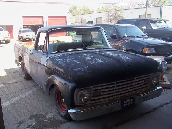 63 Ford Truck -