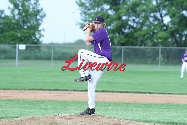 Frogs vs Heron Lake 6-18-14