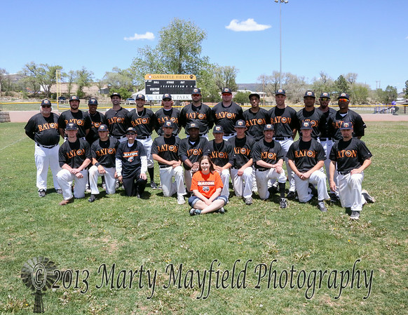 Pecos League Baseball 2014