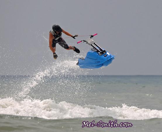 "Ken ""Fly Boy"" Cupo, Free rider"