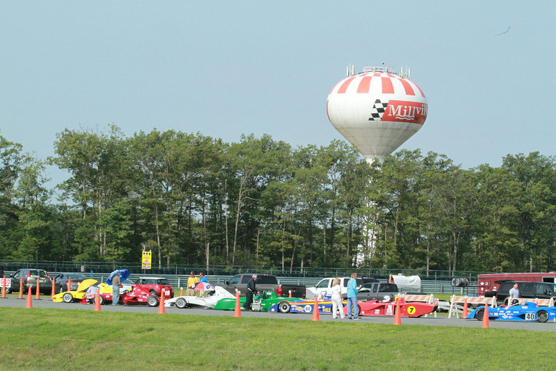 SOUTH JERSEY REGION SCCA SUMMER THUNDER