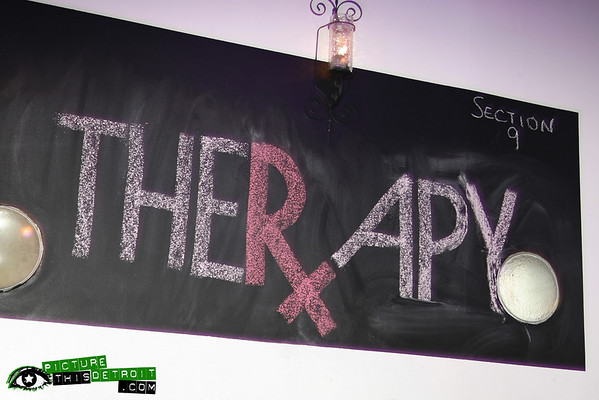 THERAPY Grand Opening Night @ Eden, ~ Ferndale MI