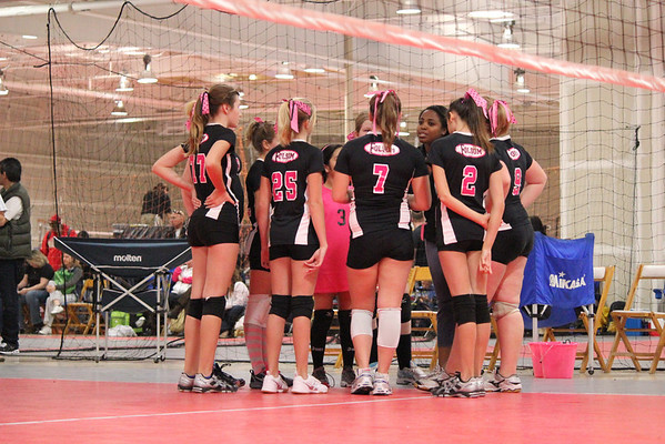 Club Volleyball 2012