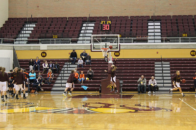 Women's Basketball  Calvin vs. Hope