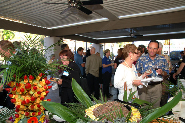 La Mesa Chamber Mixer May 2008