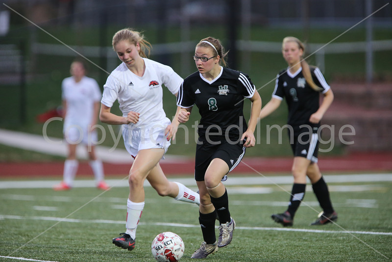 2014  Girls High School Soccer