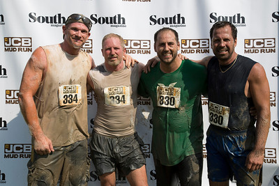 JCB Mud Run 2014 Part II