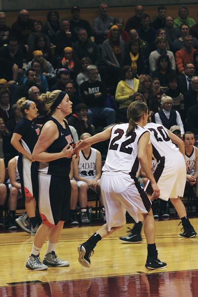 Women's Basketball vs. Hope