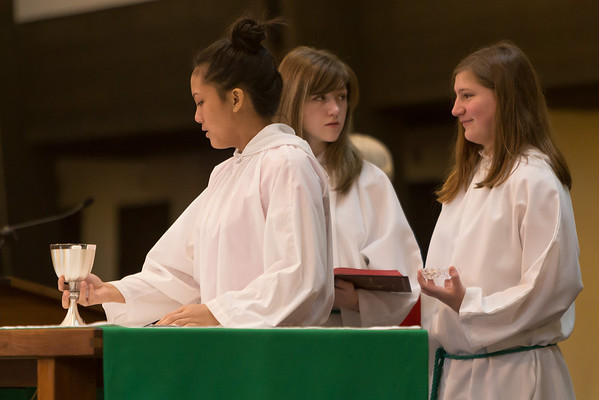 Jan 26, 2014 - 9:45 Mass by Fr Jack