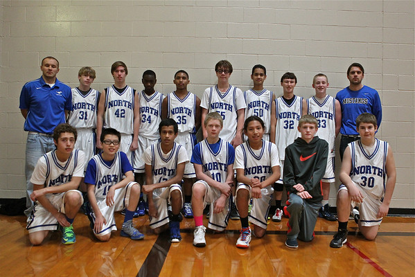 MNMS BASKETBALL 2013
