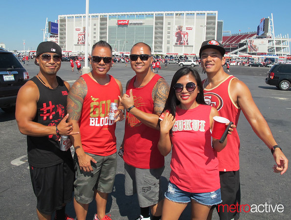 49ers Season Opener at Levi's Stadium