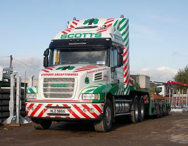 Scotts Heavy Haulage (Ireland) Ltd.