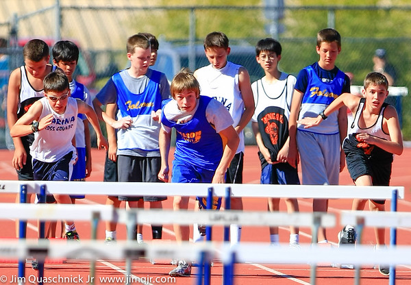 Dr Pepper Track Meet Oakridge 2013