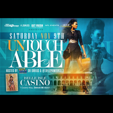 Belle Isle Casino 11-9-13 Saturday