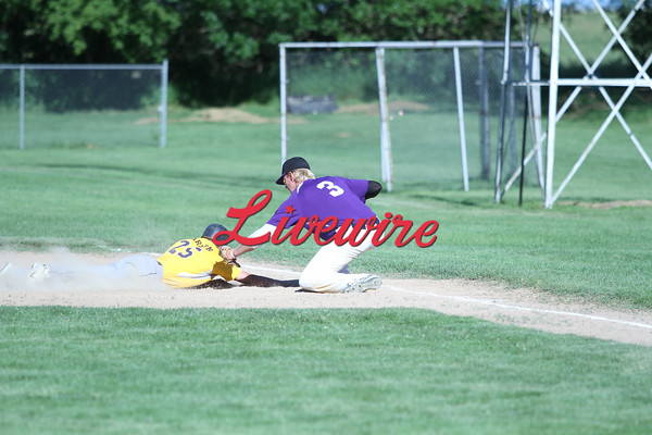 Frogs vs Windom 6-27-14