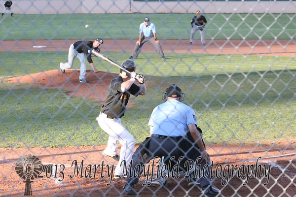 Pecos League Baseball 2013