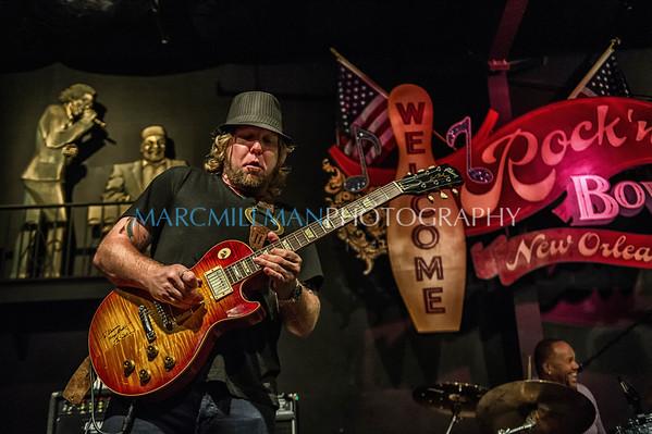 Royal Southern Brotherhood @ Rock N Bowl (Sun 5/6/12)