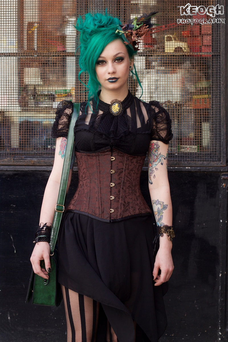 Whitby Goth Weekend Previews 25/04/2015