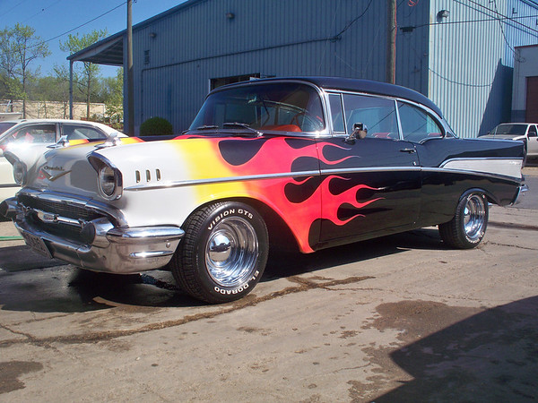 57 Chevy - Tony
